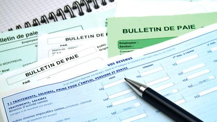 French tax forms © Fotolia