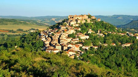 Midi-Pyrénées is famed for its beautiful villages