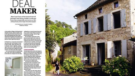 Fall in love with this 18th-century romantic property in Haute-Garonne