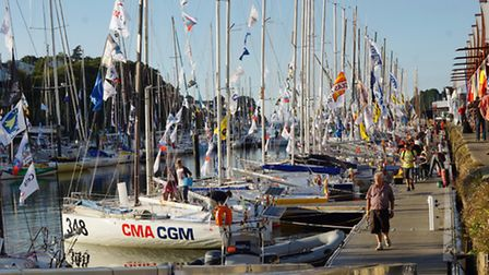 Sailing in France with Enjoy France Tours