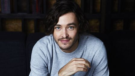 Interview with Alex Vlahos © Leigh Keily