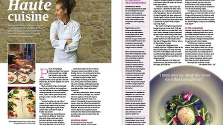 Find out how one expat is running a successful catering business in the French Alps