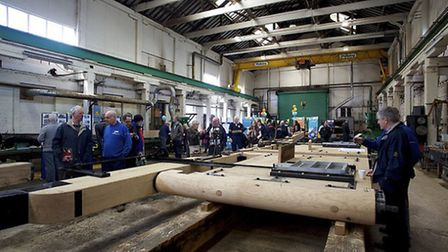 Stanley Ferry Workshop will be open to the public | Shaun Flannery/shaunflanneryphotography.com, Fli