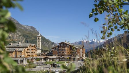 Residence Kalinda development in Tignes by MGM French Properties