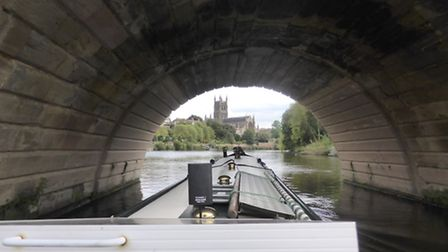 Sailing in Worcester
