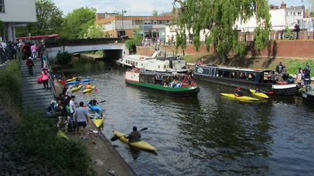 Hayes Canal Festival