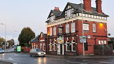 The Tramway Hotel and Pub on London Road, Pakefield could be turned into a Tesco Express. It is als