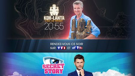 TF1 has regular news programmes that you can listen to