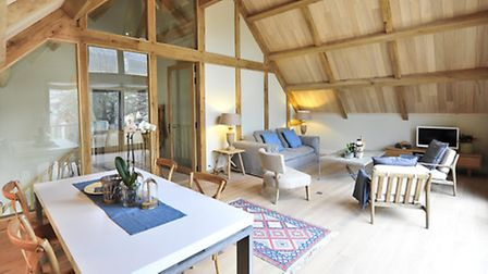 Light and airy reception room at Manior de Malagorse © COCHISE