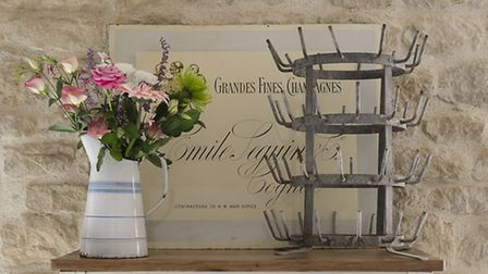 Finishing touches make a classically French interior
