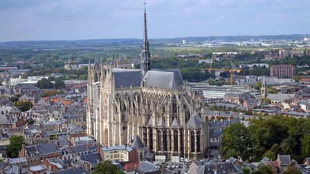 Cathedral in Amiens © CC/thierry80