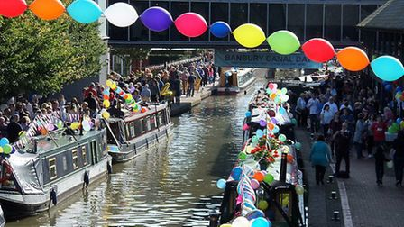 Banbury Canal Day | Paul Spencer, Flickr CC2.0
