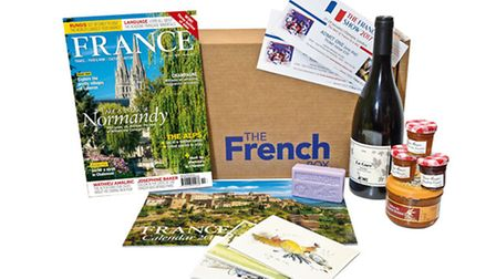 Win The French Box