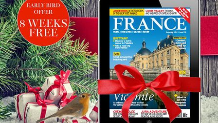 Enjoy a subscription to France Magazine this Christmas