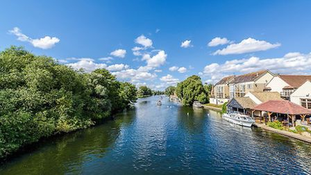 Picturesque St Neots on the Great Ouse | Richard Scott, Flickr CC2.0