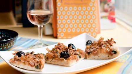 Enjoy this recipe for pissaladière from chef Eric Fraudeau from Cook'n With Class Uzès