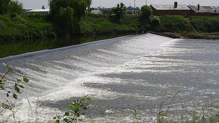 Diglis Weir will be home to England's only fish viewing gallery | Mick Blight, Flickr CC2.0