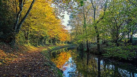 The Mon & Brec is one of the UK's most beautiful canals | Martyn Smith, Flickr CC2.0