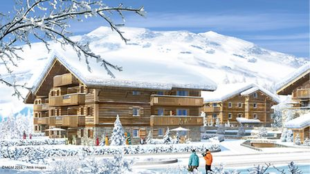 Residence Alexane by MGM French Properties in Samoens in the French Alps