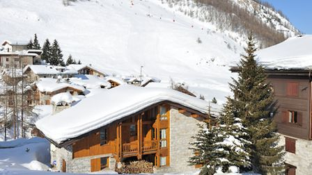Where to buy a ski property in France © haveseen / Thinkstockphotos
