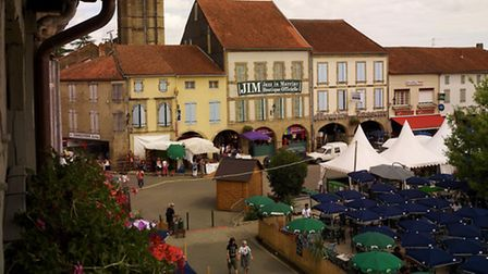 Marciac is home to a internationally acclaimed summer jazz festival © Dominique VIET - CRT