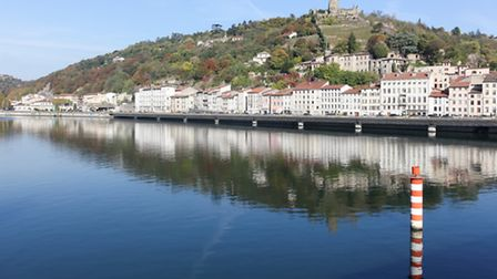 View of the city of Vienne in France (c) ricochet64 / Thinkstockphotos