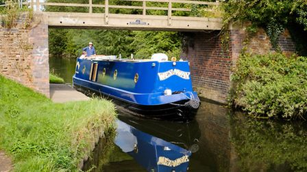 A very bespoke boat, on a good shell, with a high quality finish, for a reasonable price