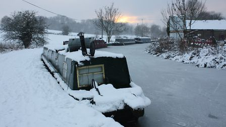 How often do you say 'My boat's too cold!'