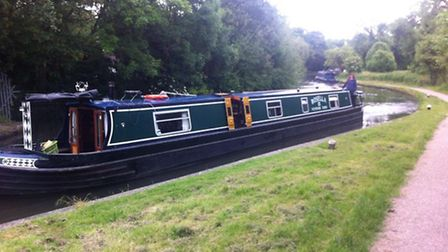 Privileged to be part of the UK canal system