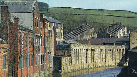 The canal brought industrial development for Skipton