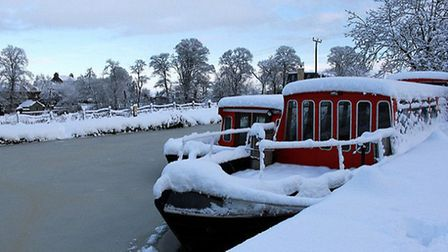 Winter moorings are proving popular this year | David, Flickr CC2.0