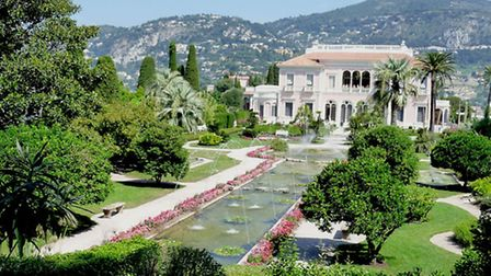 The Cote d'Azur Garden Festival taking place from April to may 2017 ©CRT Riviera Côte d'Azur
