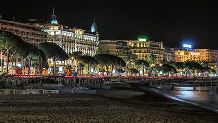 The iconic 'croisette' sea front in Cannes ©manjik-ThinkstockPhotos