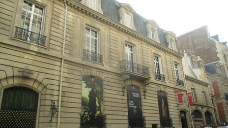 The Yves Saint Laurent museum will be housed in the Fondation Pierre Bergé ©Thomon CC BY-SA 4.0