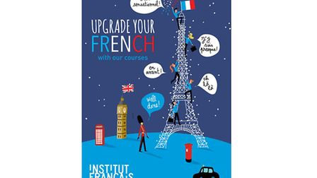 Learn French at the Institut francais in London
