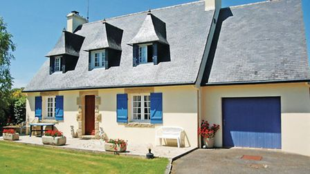 Win a self-catering holiday in this cottage in Brittany