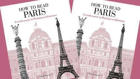 Enter our competition for your chance to win a copy of the book How to Read Paris