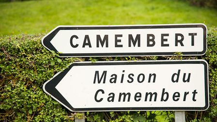 Camembert is the birthplace of the famous cheese (c) Natalia Bratslavsky / Shutterstock