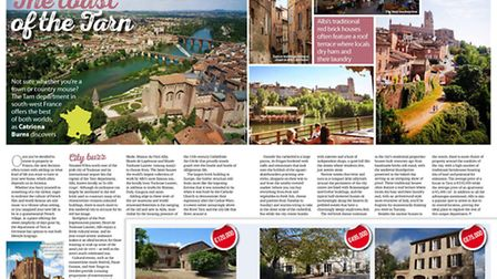 Househunting in Tarn in the February 2017 issue of French Property News