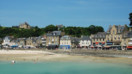 The oyster-producing town of Cancale © Ariane Citron / Fotolia