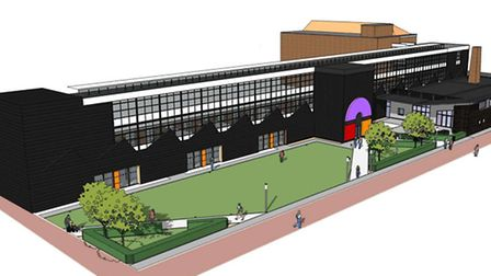 City College Norwich has submitted a planning application for a £2.5m purpose-built centre on its Ip