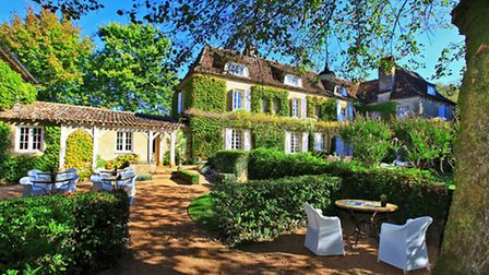 Gourmet weekend accommodation at Vieux Logis in Dordogne