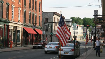 Canajoharie - typical small-town America