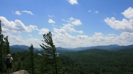 Beautiful view from Pinnacle Watch Hill
