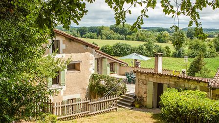 A home with a view in Charente