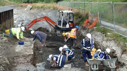 A Chesterfield Canal Trust dig