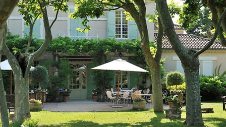 Hotel Hermitage in Provence