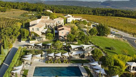 La Coquillade in the Luberon