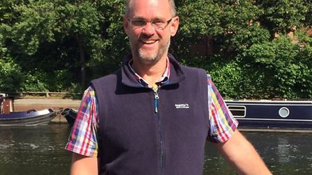 Mike Grimes is stepping down as head of boating