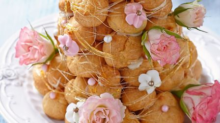 The traditional French wedding cake is known as croquemouche ©Thinkstock